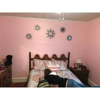 Boho Living Annabelle 5-Piece Reversible Comforter Set
