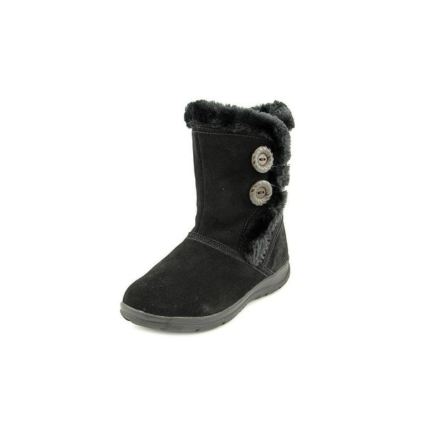 White Mountain Trip Round Toe Suede Winter Boot