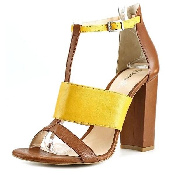 Danielle 202 Women Seta Cuoio Sandals