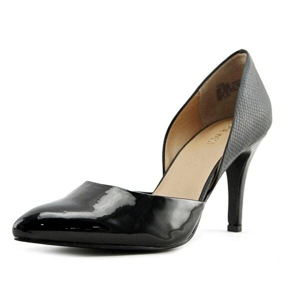 Nine West Bellini Pointed Toe Synthetic Heels