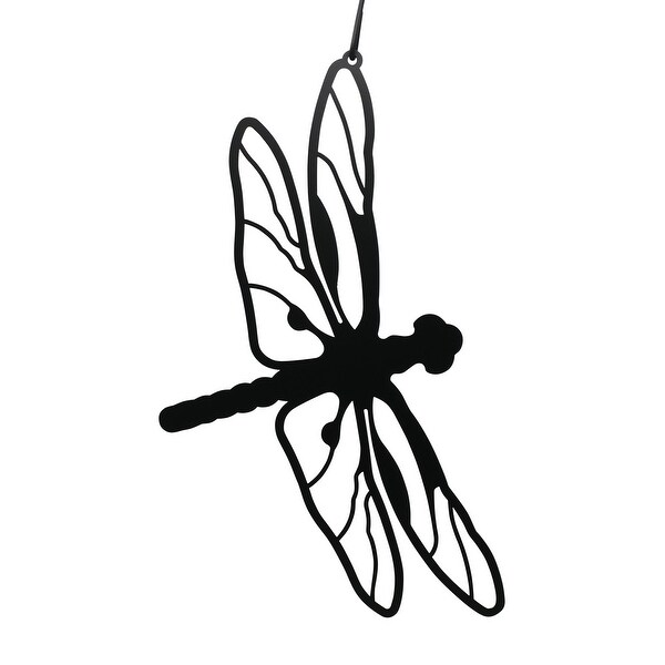 shop dragonfly decorative hanging silhouette free shipping on