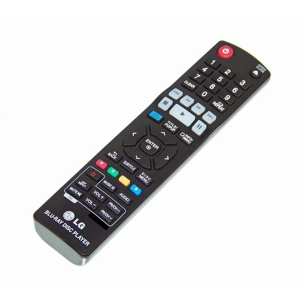 OEM LG Remote Control Originally Shipped With: BP620, BP620C, BP620N