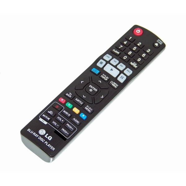 OEM LG Remote Originally Shipped With: BP620, BP620C, BP620N