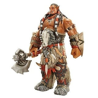"""Warcraft ACTION FIGURE, Limited Edition 18"""" Tall Durotan Deluxe STATUE"""