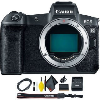 Canon EOS R Mirrorless Digital Camera (Body Only) Kit