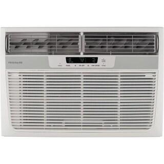 Frigidaire FFRH0822R1 8500 BTU Window Mounted Electric Air Conditioner with 3500 BTU Heater and Remote Control