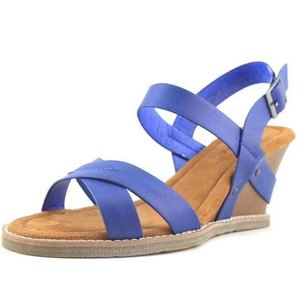 Bearpaw Roselle Blue Sandals