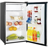 Magic Chef Mcbr350S2 3.5 Cubic-Ft Refrigerator (Stainless Look)