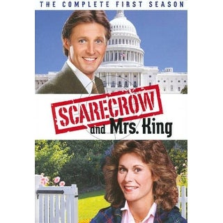 Scarecrow and Mrs. King: The Complete First Season - DVD