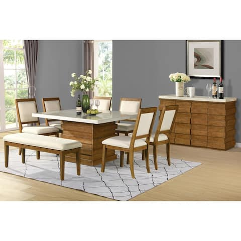 Strick & Bolton Pamela 9-Piece Dining Set