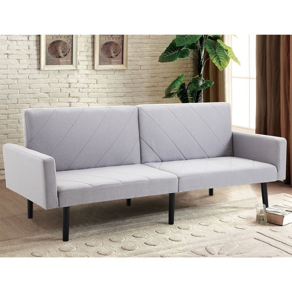 Shop Costway Futon Sofa Bed Convertible Recliner Couch