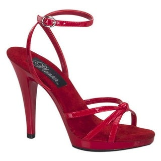 Fabulicious Women's Flair 436 Red/Red