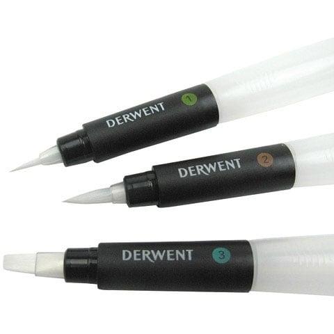 Derwent - Waterbrush - Medium Tip