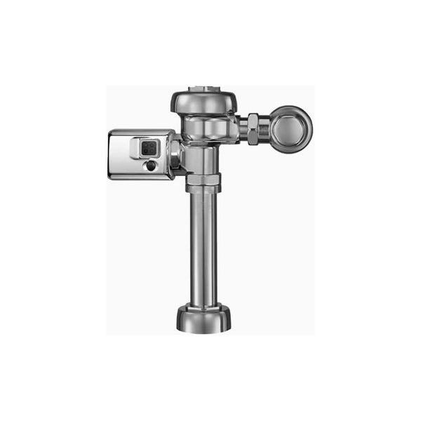 "Sloan 111-1.28 DFB SMO M Optima 1.28 GPF Exposed Sensor Flushometer Valve for Floor or Wall Mounted Toilets with 1-1/2"" Top"