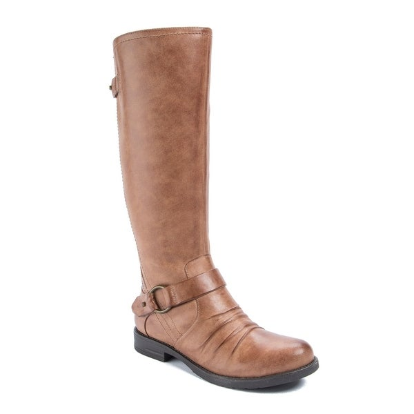 Wear.Ever. Cansy Women's Boots CHESTNUT