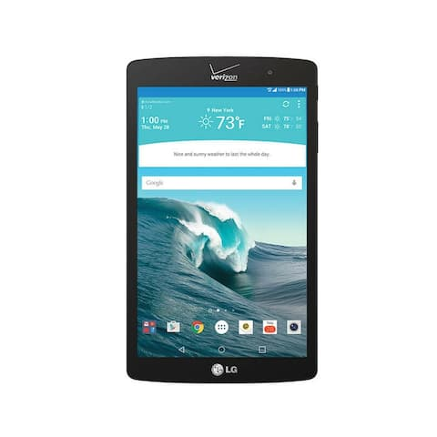 LG G PAD X 8.3 16GB BLACK - Refurbished