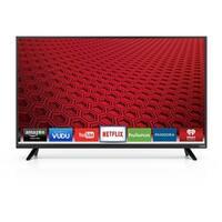 """Manufacturer Refurbished - Vizio E43-C2 43"""" E-Series 1080p Smart Full-Array LED TV Built-in Wi-Fi 3x HDMI"""