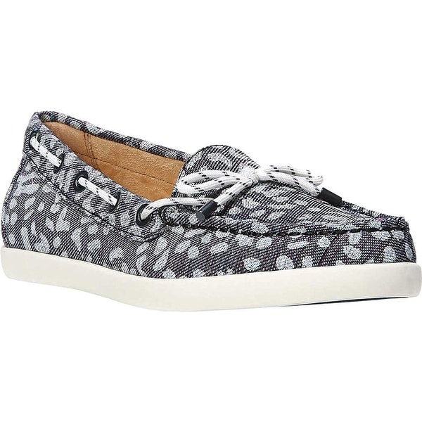 Naturalizer Womens ginnie Fabric Closed Toe Boat Shoes