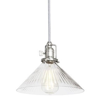 JVI Designs 1201-17-S2-CR Union Square 1 Light 7.5  Tall  sc 1 st  Overstock & JVI Designs 1200-17-s2-cr 1 light Down Light Pendant from the ... azcodes.com