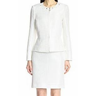Tahari By ASL NEW White Pearl Women's Size 18 Jacquard Skirt Suit Set|https://ak1.ostkcdn.com/images/products/is/images/direct/2e88ddbaad6c7bf58be987885724aa6232eac747/Tahari-By-ASL-NEW-White-Pearl-Women%27s-Size-18-Jacquard-Skirt-Suit-Set.jpg?impolicy=medium