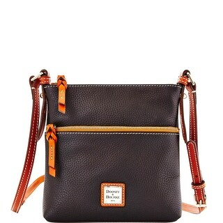 Dooney & Bourke Pebble Grain Letter Carrier (Introduced by Dooney & Bourke at $168 in Aug 2014)