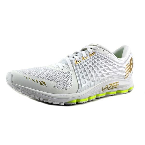 New Balance 2090 Men Round Toe Synthetic White Running Shoe