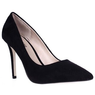 Call It Spring Agrirewiel Pointed Toe Dress Pumps, Black