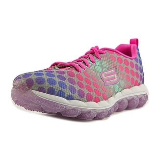 Skechers Skech-Air-Dotty Daze Round Toe Synthetic Sneakers