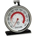 """Taylor 5932 Oven Thermometer, 2-1/2"""" x 2-3/4"""" - Thumbnail 0"""