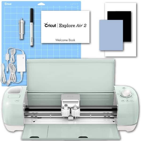 Shop Cricut Explore Air 2 Mint Machine Electronic Digital