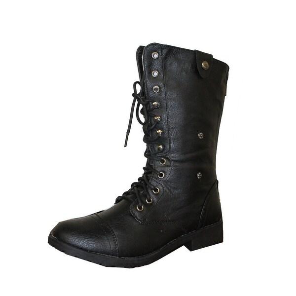 Sweet Beauty Women Terra-01Alt Boots - Brown