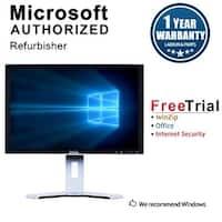 """Refurbished Dell 2009W 20"""" LCD 1680 X 1050 - Black"""