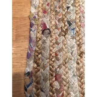 Safavieh Handmade Cape Cod Marget Boho Coastal Jute Rug