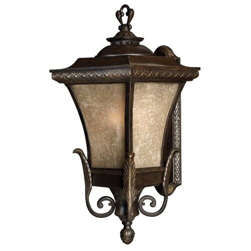 "Hinkley Lighting 1935-LED 27.5"" Height LED Outdoor Lantern Wall Sconce from the Brynmar Collection"