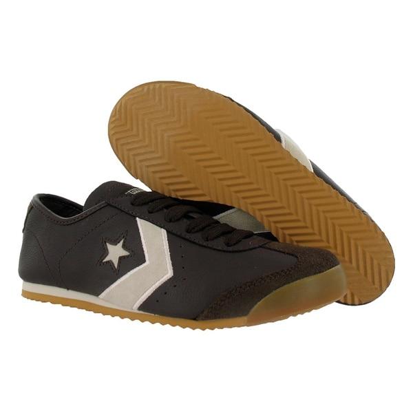 Shop Converse Retro Mt Star 3 Ox Chocolate/Beige Women ...
