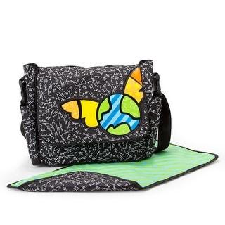 Gund Baby Britto Bebe From Enesco 10.5 inch Diaper Messenger Bag