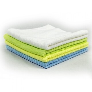 AMMEX Microfiber Towels (Case of 144 Towels)