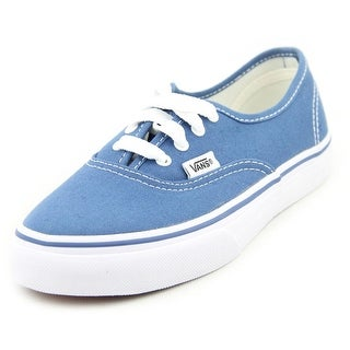 Vans Authentic Boy Navy Athletic Shoes