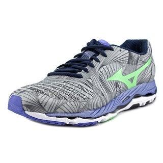 Mizuno Wave Paradox Men Round Toe Canvas Multi Color Sneakers