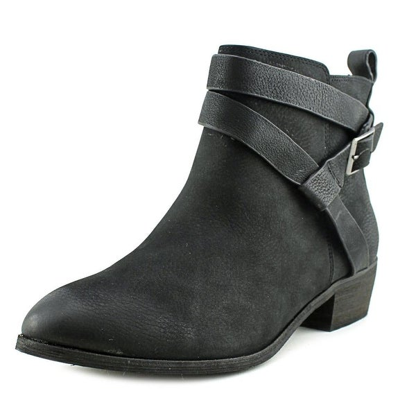 Splendid Holland Women Round Toe Leather Ankle Boot