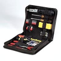Fellowes Premium 30 Piece Computer Tool Kit - Black