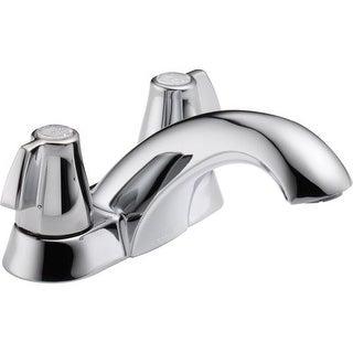 Delta 2510LF Classic Centerset Bathroom Faucet - Includes Lifetime Warranty - Less Drain Assembly