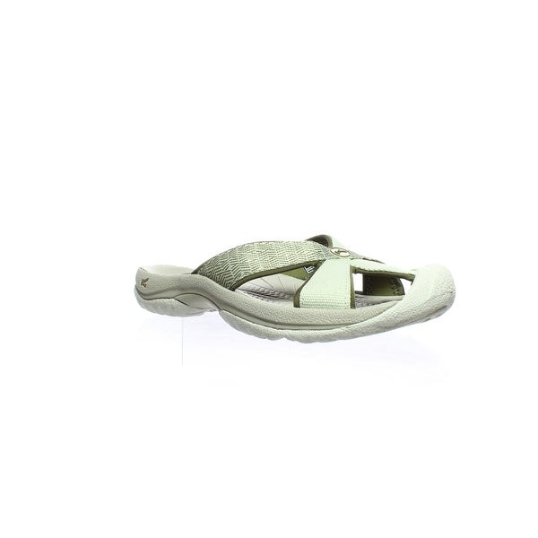 9942dc92601 Shop KEEN Womens Bali Gray Sandals Size 7 - Free Shipping Today ...