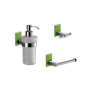 Nameeks MNE226 Gedy Bathroom Accessories Set