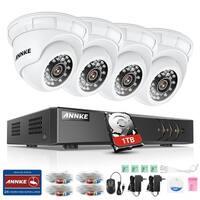 ANNKE 8CH 720P H.264+ Video Camera Security System