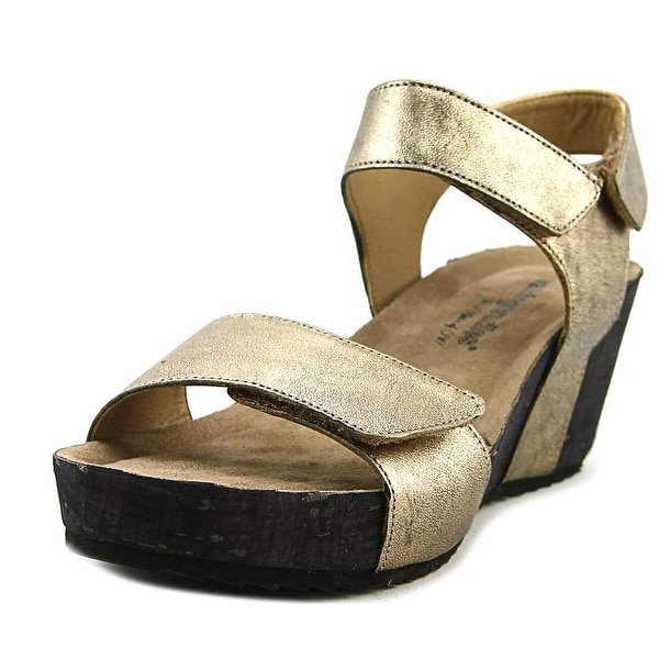 Walking Cradles Theta Old Gold Ant Sandals