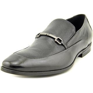 Alfani Nathan Men Square Toe Synthetic Loafer