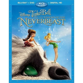 Tinker Bell & the Legend of the Neverbeast [BLU-RAY]