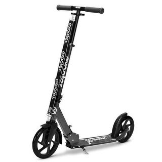 Teen Cruiser Kick Scooter with 200mm Wheels, Charcoal - 5XL