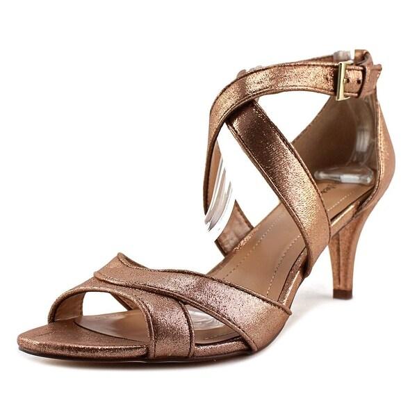Style & Co Pravati Women Copper Sandals